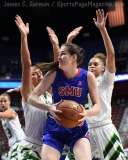 NCAA Women's Basketball - #3 USF 62 vs. #6 SMU 55 (15)
