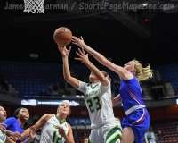 NCAA Women's Basketball - #3 USF 62 vs. #6 SMU 55 (19)