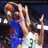 NCAA Women's Basketball - #3 USF 62 vs. #6 SMU 55 (29)