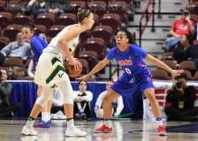 NCAA Women's Basketball - #3 USF 62 vs. #6 SMU 55 (30)