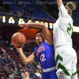NCAA Women's Basketball - #3 USF 62 vs. #6 SMU 55 (31)