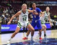 NCAA Women's Basketball - #3 USF 62 vs. #6 SMU 55 (34)