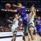 NCAA Women's Basketball - #3 USF 62 vs. #6 SMU 55 (35)