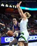NCAA Women's Basketball - #3 USF 62 vs. #6 SMU 55 (36)