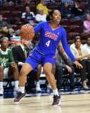 NCAA Women's Basketball - #3 USF 62 vs. #6 SMU 55 (37)