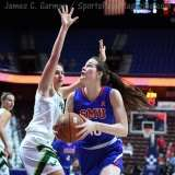 NCAA Women's Basketball - #3 USF 62 vs. #6 SMU 55 (43)