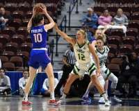 NCAA Women's Basketball - #3 USF 62 vs. #6 SMU 55 (47)