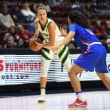 NCAA Women's Basketball - #3 USF 62 vs. #6 SMU 55 (50)