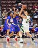 NCAA Women's Basketball - #3 USF 62 vs. #6 SMU 55 (9)