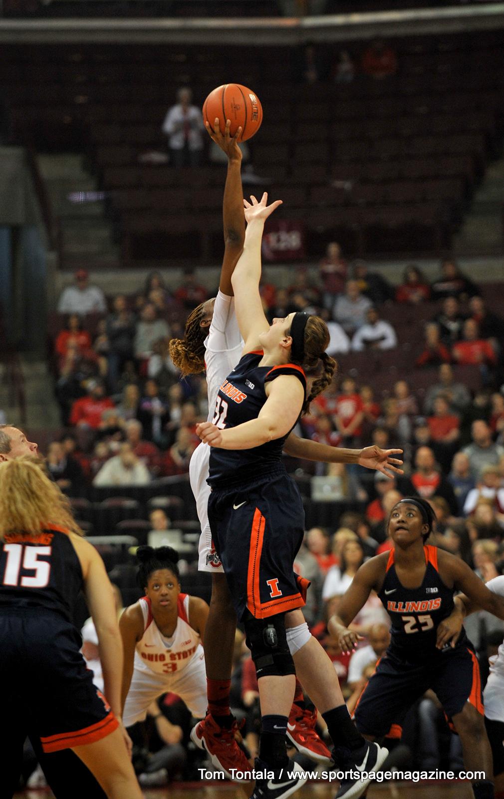 Gallery Ncaa Womens Basketball 5 Ohio State 117 Vs