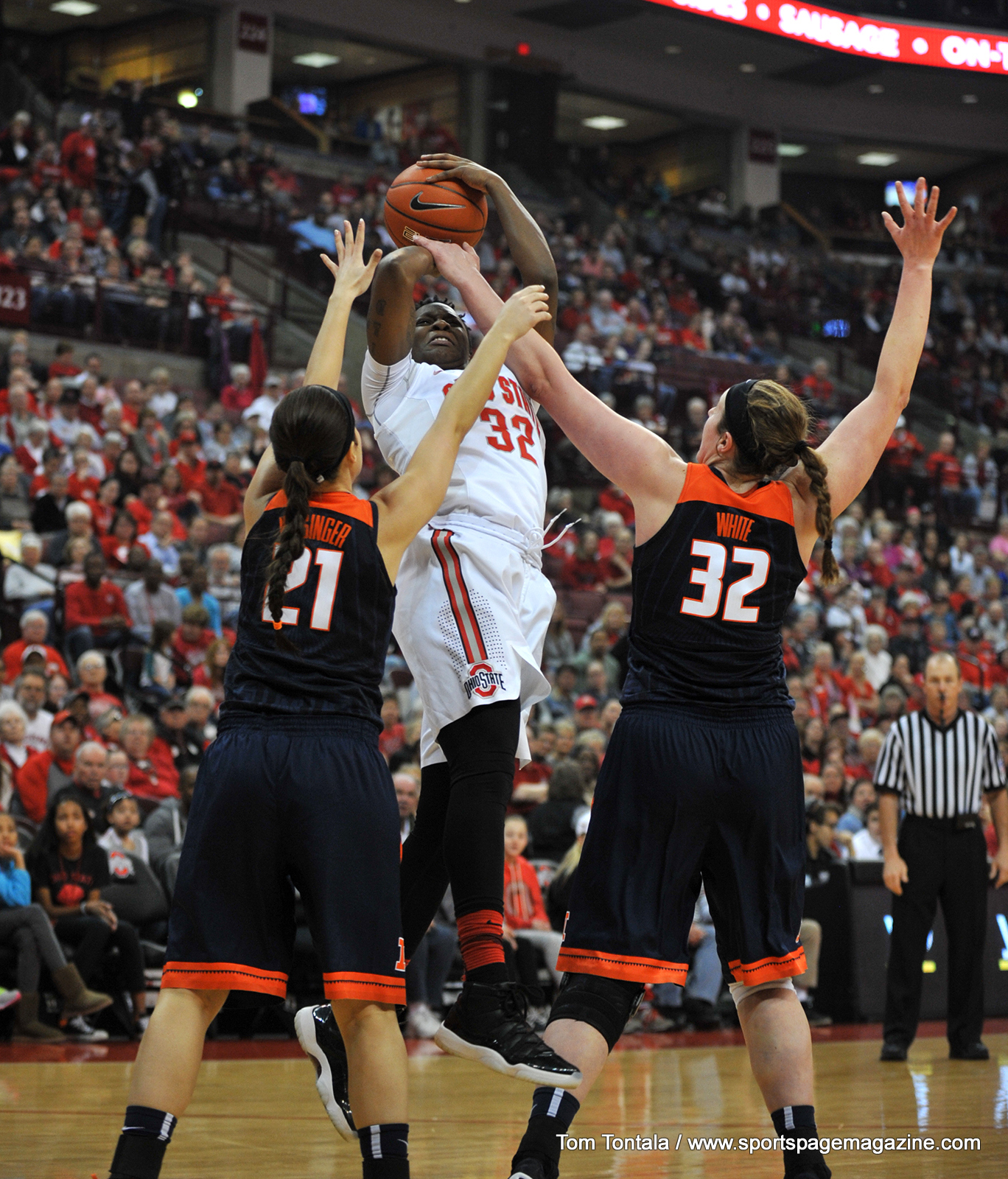 Gallery NCAA Women's Basketball: (#5) Ohio State 117 vs ...