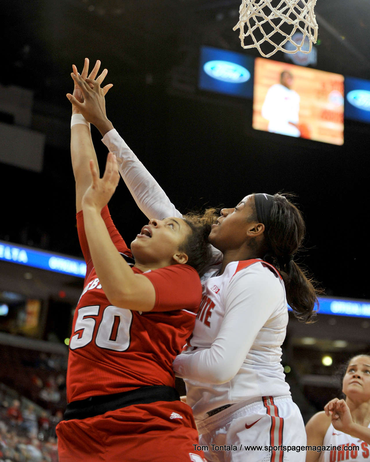 Gallery NCAA Women's Basketball- (#5) Ohio State 96 vs ...