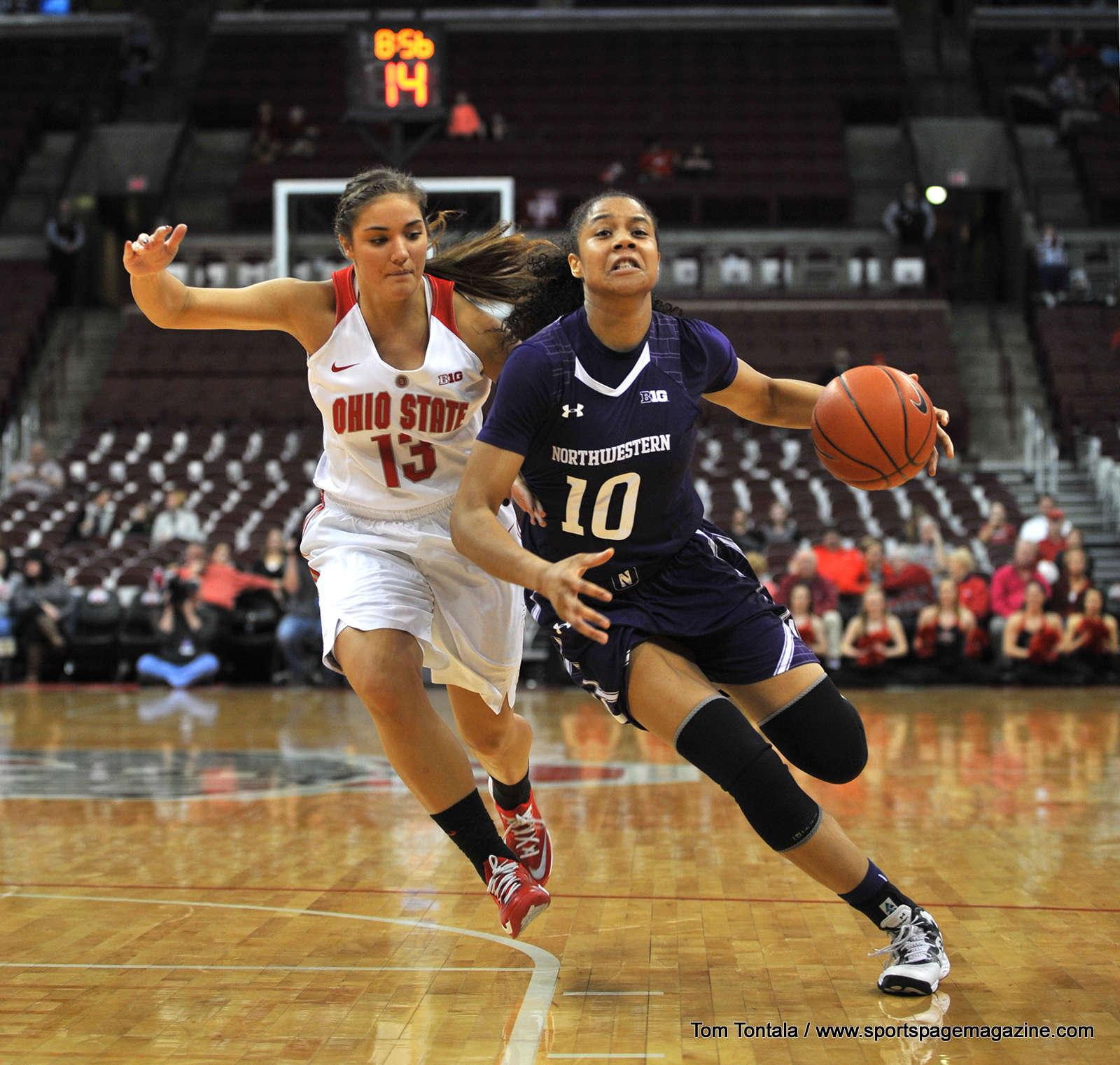 Gallery NCAA Womens Basketball: (#7) Ohio State 76 vs ...
