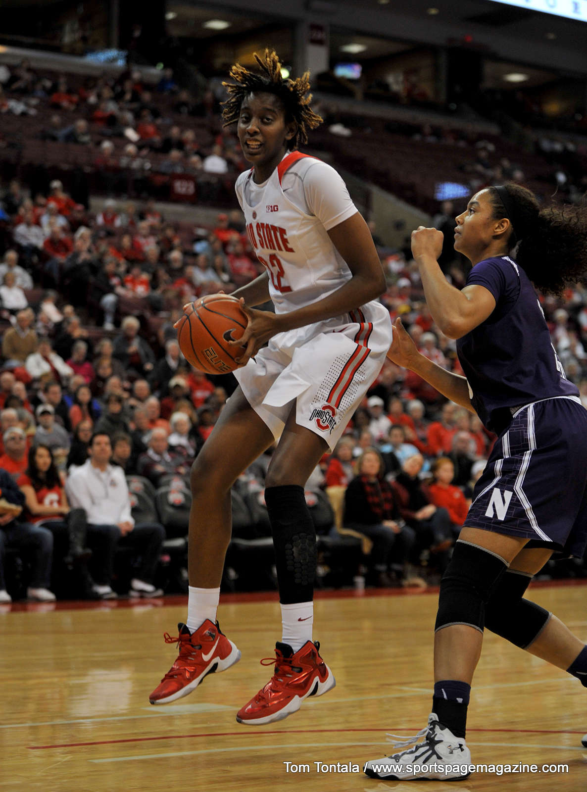 Gallery NCAA Womens Basketball: (#7) Ohio State 76 vs ...