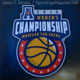 NCCA Women's Basketball AAC Championship Awards #1 UConn 77 vs. #2 USF 51 - Photo (1)