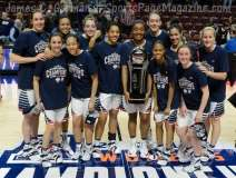 NCCA Women's Basketball AAC Championship Awards #1 UConn 77 vs. #2 USF 51 - Photo (18)