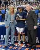 NCCA Women's Basketball AAC Championship Awards #1 UConn 77 vs. #2 USF 51 - Photo (6)