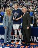 NCCA Women's Basketball AAC Championship Awards #1 UConn 77 vs. #2 USF 51 - Photo (7)
