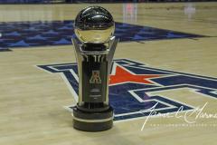 NCAA Women's Basketball AAC Championship - #1 UConn 66 vs. #2 UCF 45 (1)