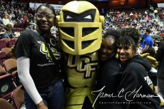 NCAA Women's Basketball AAC Championship - #1 UConn 66 vs. #2 UCF 45 (10)