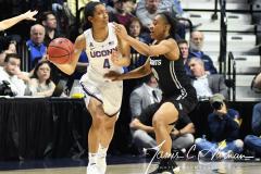 NCAA Women's Basketball AAC Championship - #1 UConn 66 vs. #2 UCF 45 (101)