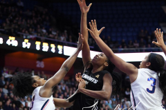 NCAA Women's Basketball AAC Championship - #1 UConn 66 vs. #2 UCF 45 (105)