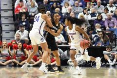 NCAA Women's Basketball AAC Championship - #1 UConn 66 vs. #2 UCF 45 (106)