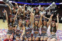 NCAA Women's Basketball AAC Championship - #1 UConn 66 vs. #2 UCF 45 (116)