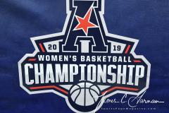NCAA Women's Basketball AAC Championship - #1 UConn 66 vs. #2 UCF 45 (118)