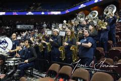 NCAA Women's Basketball AAC Championship - #1 UConn 66 vs. #2 UCF 45 (12)