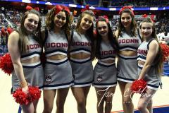 NCAA Women's Basketball AAC Championship - #1 UConn 66 vs. #2 UCF 45 (13)