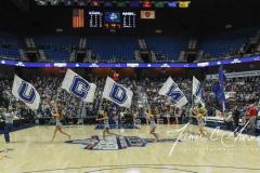 NCAA Women's Basketball AAC Championship - #1 UConn 66 vs. #2 UCF 45 (14)