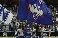 NCAA Women's Basketball AAC Championship - #1 UConn 66 vs. #2 UCF 45 (15)