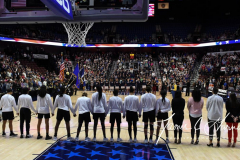 NCAA Women's Basketball AAC Championship - #1 UConn 66 vs. #2 UCF 45 (19)