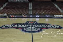 NCAA Women's Basketball AAC Championship - #1 UConn 66 vs. #2 UCF 45 (2)