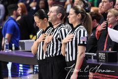 NCAA Women's Basketball AAC Championship - #1 UConn 66 vs. #2 UCF 45 (21)