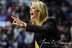 NCAA Women's Basketball AAC Championship - #1 UConn 66 vs. #2 UCF 45 (23)