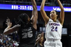 NCAA Women's Basketball AAC Championship - #1 UConn 66 vs. #2 UCF 45 (26)