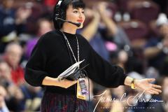 NCAA Women's Basketball AAC Championship - #1 UConn 66 vs. #2 UCF 45 (32)
