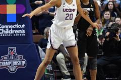 NCAA Women's Basketball AAC Championship - #1 UConn 66 vs. #2 UCF 45 (34)