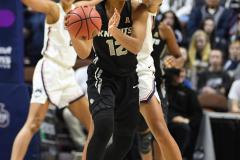 NCAA Women's Basketball AAC Championship - #1 UConn 66 vs. #2 UCF 45 (35)