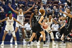 NCAA Women's Basketball AAC Championship - #1 UConn 66 vs. #2 UCF 45 (36)