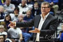 NCAA Women's Basketball AAC Championship - #1 UConn 66 vs. #2 UCF 45 (37)