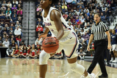 NCAA Women's Basketball AAC Championship - #1 UConn 66 vs. #2 UCF 45 (40)