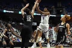 NCAA Women's Basketball AAC Championship - #1 UConn 66 vs. #2 UCF 45 (41)