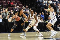 NCAA Women's Basketball AAC Championship - #1 UConn 66 vs. #2 UCF 45 (43)