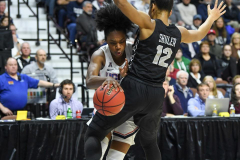 NCAA Women's Basketball AAC Championship - #1 UConn 66 vs. #2 UCF 45 (46)