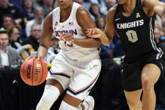 NCAA Women's Basketball AAC Championship - #1 UConn 66 vs. #2 UCF 45 (54)