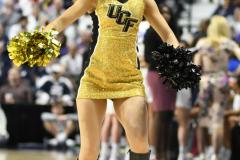 NCAA Women's Basketball AAC Championship - #1 UConn 66 vs. #2 UCF 45 (57)
