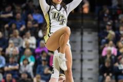 NCAA Women's Basketball AAC Championship - #1 UConn 66 vs. #2 UCF 45 (59)